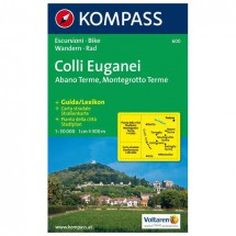 Kompass - Colli Euganei - Hiking Maps