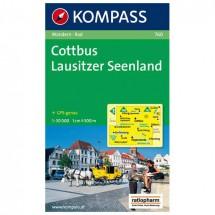 Kompass - Cottbus - Wandelkaarten