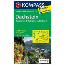Kompass - Dachstein - Wandelkaarten