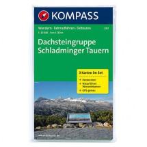 Kompass - Dachsteingruppe - Wanderkarte