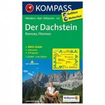 Kompass - Der Dachstein - Cartes de randonnée