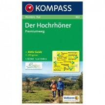 Kompass - Der Hochrhöner - Hiking Maps