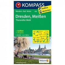 Kompass - Dresden - Hiking Maps