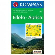Kompass - Edolo - Cartes de randonnée