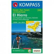 Kompass - El Hierro - Cartes de randonnée