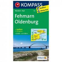 Kompass - Fehmarn - Cartes de randonnée