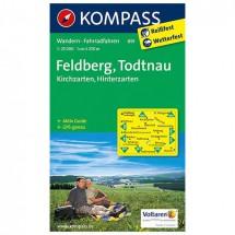 Kompass - Feldberg - Vaelluskartat