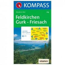 Kompass - Feldkirchen - Wanderkarte