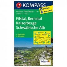 Kompass - Filstal, Remstal, Kaiserberge, Schwäbische Alb