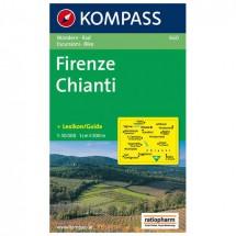 Kompass - Firenze /Chianti - Vaelluskartat