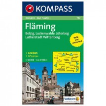 Kompass - Fläming - Hiking Maps