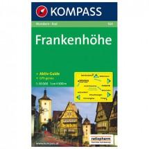 Kompass - Frankenhöhe - Vaelluskartat