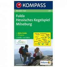 Kompass - Fulda - Wandelkaarten