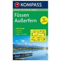 Kompass - Füssen - Vaelluskartat