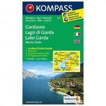 Kompass - Gardasee /Lago di Garda /Lake Garda /Monte Baldo
