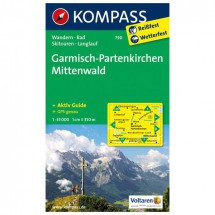 Kompass - Garmisch-Partenkirchen - Wandelkaarten