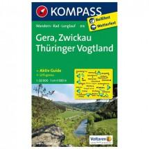 Kompass - Gera - Hiking Maps