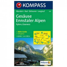 Kompass - Gesäuse - Cartes de randonnée