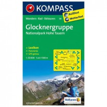 Kompass - Glocknergruppe - Hiking Maps