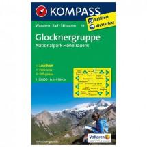 Kompass - Glocknergruppe - Wanderkarte