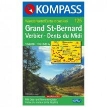 Kompass - Grand St. Bernard/Großer St. Bernhard