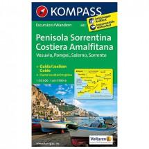 Kompass - Halbinsel Sorrent /Penisola Sorrentina