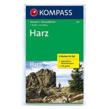 Kompass - Harz - Wanderkarte