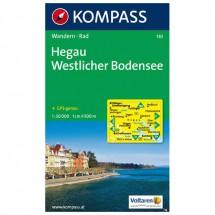 Kompass - Hegau - Cartes de randonnée