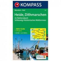 Kompass - Heide - Hiking Maps