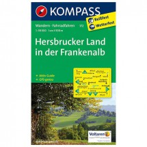 Kompass - Hersbrucker Land in der Frankenalb - Hiking Maps