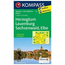 Kompass - Herzogtum Lauenburg - Vaelluskartat