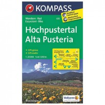 Kompass - Hochpustertal - Hiking Maps