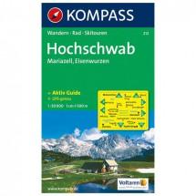 Kompass - Hochschwab /Mariazell - Cartes de randonnée