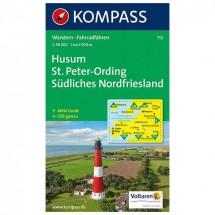 Kompass - Husum /St. Peter-Ording - Wanderkarte