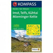 Kompass - Imst - Cartes de randonnée