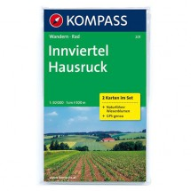 Kompass - Innviertel - Hiking Maps