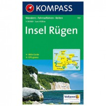Kompass - Insel Rügen - Wanderkarte