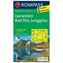 Kompass - Isarwinkel - Wandelkaarten