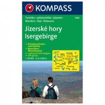 Kompass - Isergebirge/Jizerske hory - Hiking Maps