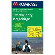 Kompass - Isergebirge/Jizerske hory - Hiking Maps