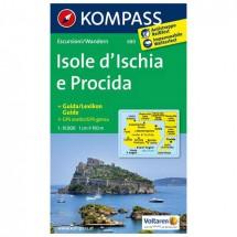 Kompass - Isole d' Ischia e Procida - Cartes de randonnée