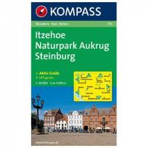 Kompass - Itzehoe - Vaelluskartat