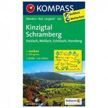 Kompass - Kinzigtal - Cartes de randonnée