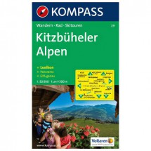 Kompass - Kitzbüheler Alpen - Hiking Maps