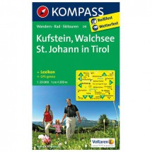 Kompass - Kufstein - Hiking Maps