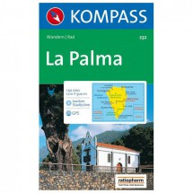 Kompass - La Palma - Hiking Maps