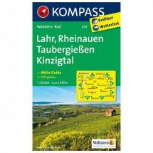 Kompass - Lahr - Wandelkaarten