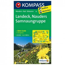Kompass - Landeck - Hiking Maps