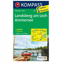 Kompass - Landsberg am Lech - Hiking Maps