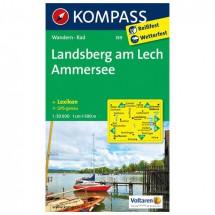 Kompass - Landsberg am Lech - Wanderkarte